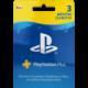 Playstation Plus Card - 3 měsíce Elektronické předplatné deníku Sport a časopisu Computer na půl roku v hodnotě 2173 Kč