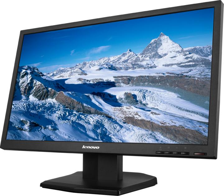 "Lenovo ThinkVision LT2423 - LED monitor 24"""