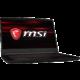 MSI GF63 Thin 9RCX-631CZ, černá