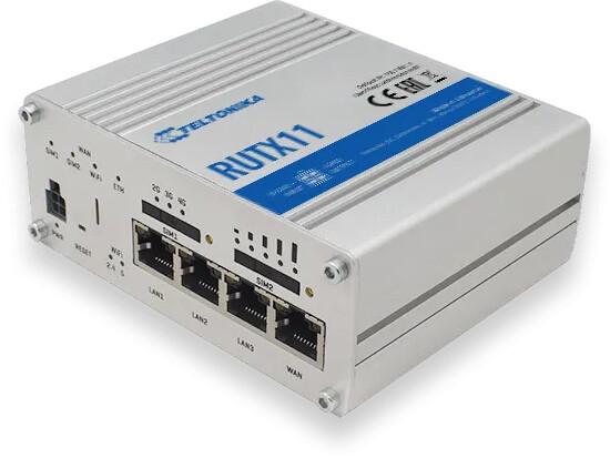 Teltonika RUTX11 Wi-Fi
