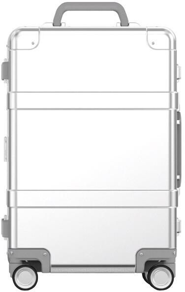 Xiaomi 90 Points Metal Luggage 20, stříbrná