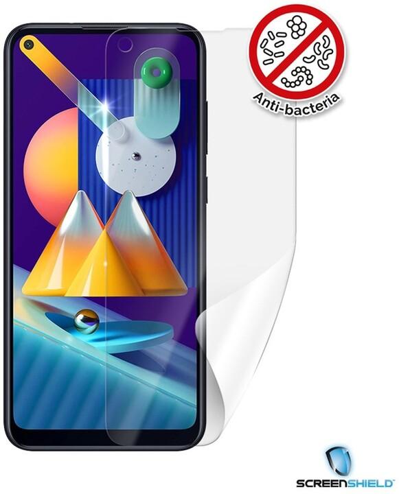 Screenshield ochranná fólie Anti-Bacteria pro Samsung Galaxy M11 (M115)