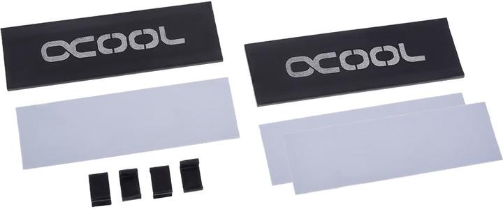 Alphacool HDX M.2 SSD Passive Cooler 80mm