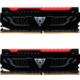 Patriot VIPER LED 16GB (2x8GB) DDR4 2400, red