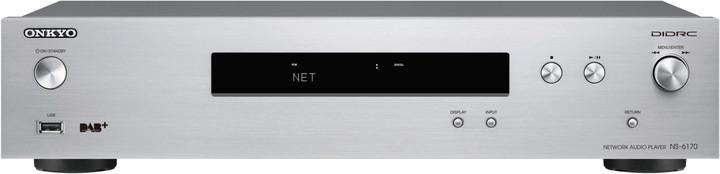 Onkyo NS-6170, stříbrná