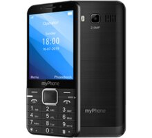 myPhone Up, Black - TELMYUPBK