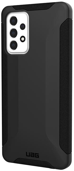 UAG ochranný kryt Scout pro Samsung Galaxy A72, černá