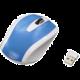 Hama AM-7200, bílá/modrá