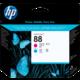 HP C9382A, no.88, tisková hlava, azurová, purpurová
