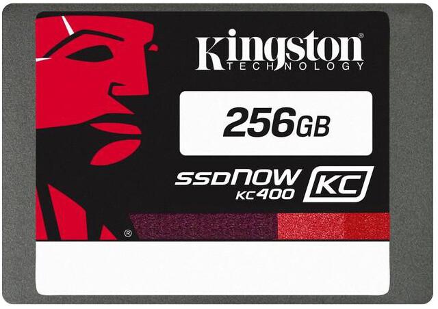 Kingston SSDNow KC400 - 256GB - upgrade kit