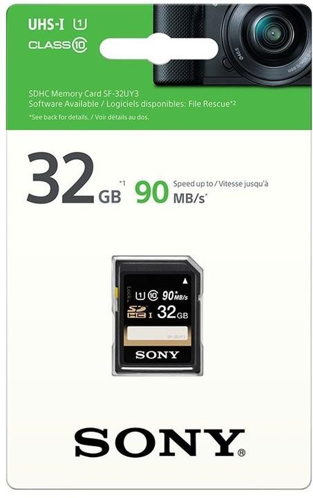 Sony SDHC SF32U 32GB Class 10