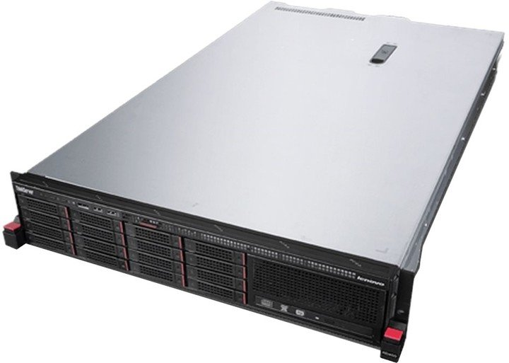 Lenovo ThinkServer RD450 Rack /E5-2620v4/16GB/Bez HDD/450W