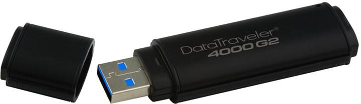 Kingston DataTraveler 4000 G2 16GB, level 3