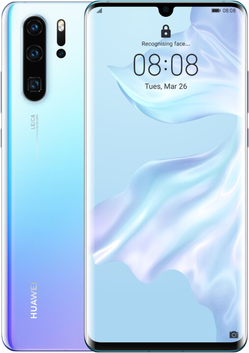 Huawei P30 Pro, 6GB/128GB, Breathing Crystal