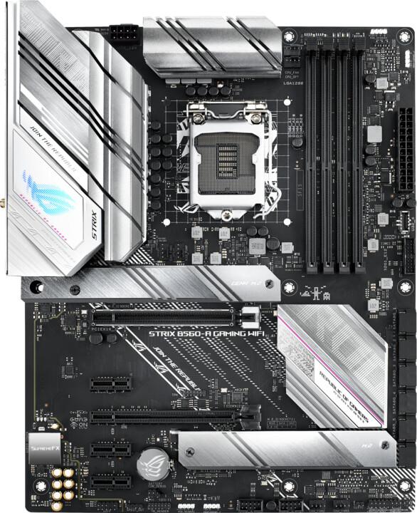 ASUS ROG STRIX B560-A GAMING WIFI - Intel B560