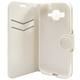 FIXED flipové pouzdro pro Samsung Galaxy Core Prime, G360, bílá