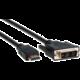 AQ KVE020, HDMI/DVI-D, 2m