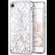 Spigen Ultra Hybrid 2 Marble iPhone 7/8, bílá  + Při nákupu nad 500 Kč Kuki TV na 2 měsíce zdarma vč. seriálů v hodnotě 930 Kč
