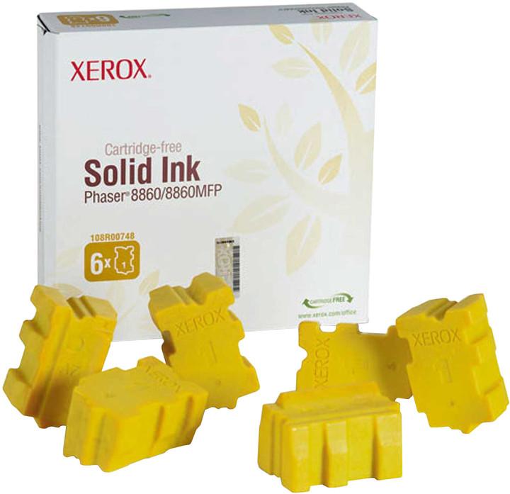 Xerox 108R00819, žlutá