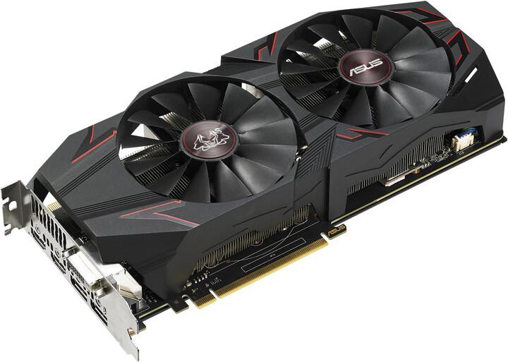 ASUS GeForce CERBERUS-GTX1070TI-A8G, 8GB GDDR5