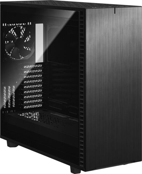 Fractal Design Define 7 XL Black TG Dark Tint