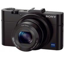 Sony Cybershot DSC-RX100M2, černá Jupio NP-BX1 (with infochip) akumulátor pro Sony v hodnotě 699 Kč