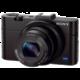 Sony Cybershot DSC-RX100M2, černá  + Batoh Nike Academy v hodnotě 799 Kč