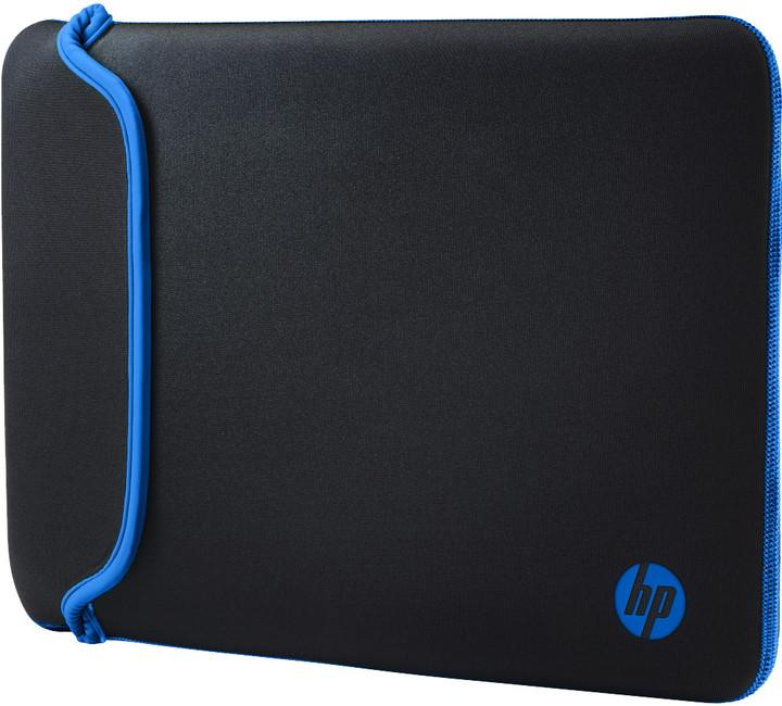 "HP 11,6"" Pouzdro Neoprene Sleeve černá / modrá"