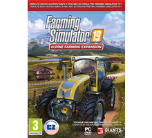 Hra PC - Farming Simulator 19 - Alpine Farming Expansion