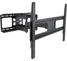 Stell SHO 3610 SLIM výsuvný držák TV, černá - Rozbalené zboží