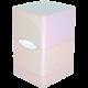 Krabička na karty Ultra Pro: Satin Tower, perlová