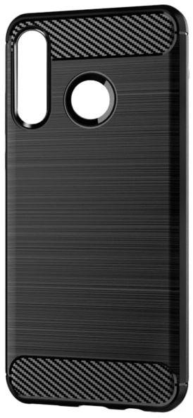 EPICO CARBON ochranné pouzdro pro Huawei P30 Lite, černá