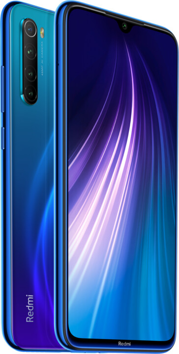 Xiaomi Redmi Note 8T, 4GB/64GB, Starscape Blue