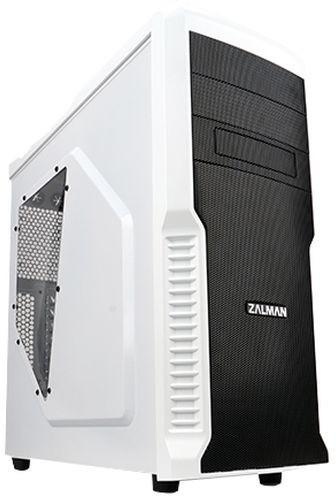 Zalman Z3 Plus, bílá