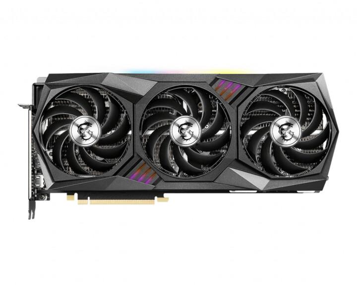 MSI GeForce RTX 3080 Ti GAMING X TRIO 12G, LHR, 12GB GDDR6X