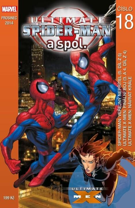 Komiks Ultimate Spider-Man a spol., 18.díl, Marvel