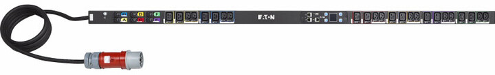 Eaton ePDU, Měřené IEC, In: 309 32A 3P - Out: 12xC13:12xC19