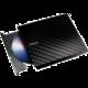 ASUS SDRW-08D2S-U LITE, černá  + Verbatim DVD-R 10cake