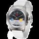 MyKronoz ZeTime Regular Orig Brushed Silver/White silicon v hodnotě 5 849 Kč