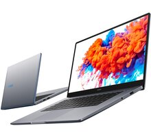 HONOR MagicBook 15, stříbrná - 53010WKM