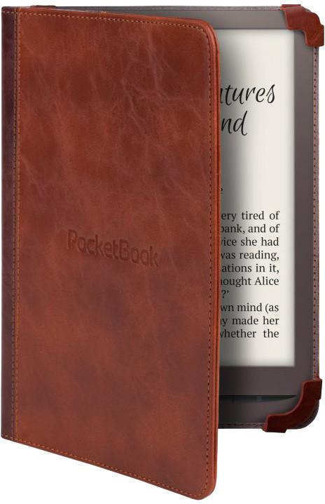Pocketbook pouzdro pro 740 Inkpad 3, hnědá