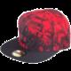 Kšiltovka Dungeons & Dragons: Logo, červeno-černá
