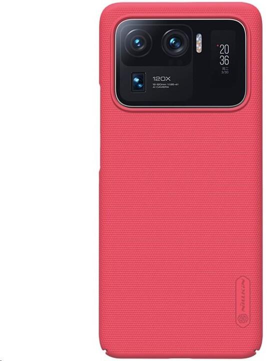 Nillkin zadní kryt Super Frosted pro Xiaomi Mi 11 Ultra, červená