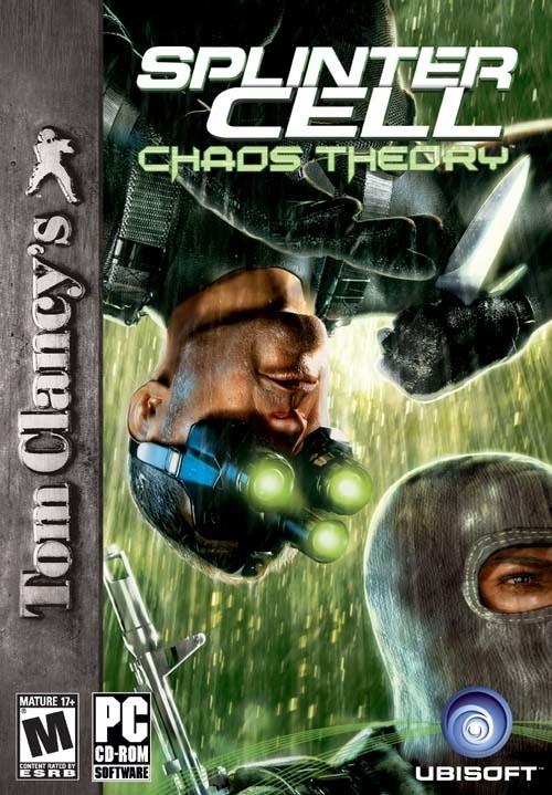 Splinter Cell: Chaos Theory (PC)