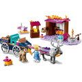LEGO® Disney Princess 41166 Elsa a dobrodružství s povozem