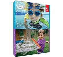 Adobe Photoshop Elements + Premiere Elements 2019 ENG upgrade - 65292370