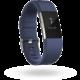 Fitbit Charge 2, L, modrá