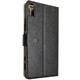 FIXED flipové pouzdro pro Lenovo Vibe Shot, černá