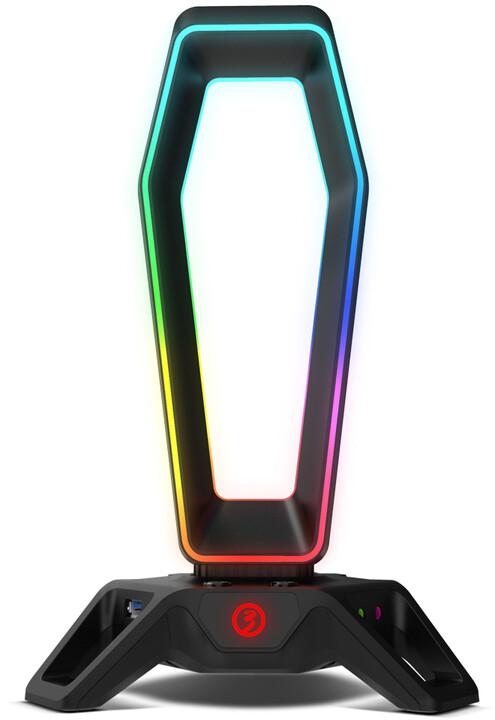 Ozone Portal, USB 3.0 hub, 7.1 zvuková karta