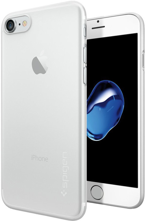 Spigen Air Skin pro iPhone 7, soft clear